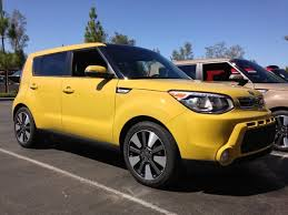 kia soul 2014 blue. Fine Blue The Kia Soul Is A Highprofile Quasicrossover Compact Wagon Thing Built  To Compete In The Same Space As Nissanu0027s Cube And Scionu0027s XB Intended 2014 Blue