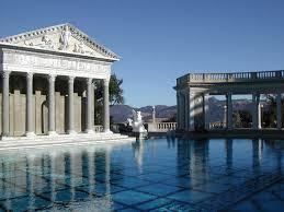 Modern roman style homes