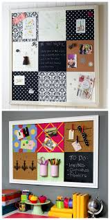 This is a practical yet fun modular DIY Bulletin Board inspired by Pottery  Barn Teen. Using just cork board and galvanized steel ...