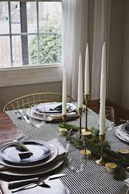 Christmas Table Setting 35 Christmas Table Decorations Place Settings Holiday Tablescapes