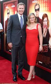 Amy Poehler Birth Plan Will Ferrell And Amy Poehler Arrive For The House Premiere Daily