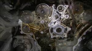 Holden Alloytec SIDI V6 timing chain set up. - YouTube