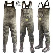 Ducks Unlimited Wigeon 5mm 1600g Waders 12 Mobl