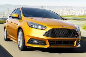 Used 2015 Ford Focus ST Hatchback Pricing - For Sale | Edmunds
