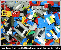Legos For Free Free Lego Math Activities Games And Lessons For Kids Hubpages