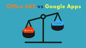 Ms Suite Why Office 365 Is Better Than Google Apps