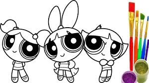 Small Picture puff girls coloring pictures download