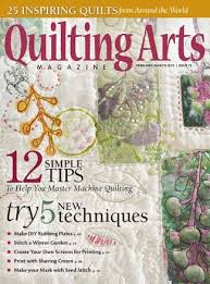 Quilting Arts Magazine Subscription · Magazine Cafe & Be the first! Adamdwight.com