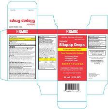 Ndc 54838 145 Infants Silapap Acetaminophen