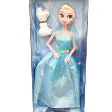 Búp bê Elsa và Olaf (FROZEN)