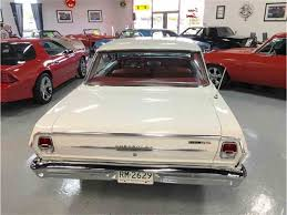 1963 Chevrolet Nova SS for Sale | ClassicCars.com | CC-1030449