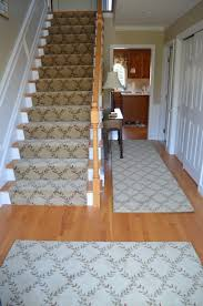 chic rug runners for hallways floor decor ideas with washable runner