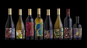 Cool Wine Labels Wines Dressed For Success Great Wine Label Design