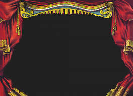 ribbon curtain backdrop in carnival brights bb boutique
