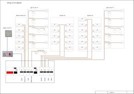 electrical wiring samples wiring diagrams data base electrical wiring circuit diagrams lights at Electrical Wiring Basics Diagrams
