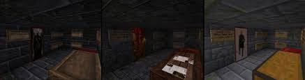 weeping angels adventure horror map a minecraft horror story