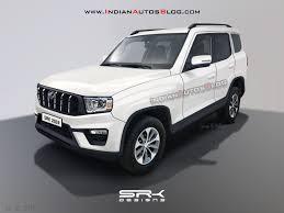 Mahindra Scorpio Design Next Gen 2020 Mahindra Scorpio Iab Rendering
