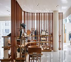 Hermès New Fashion Store At Miami Design District Inspired By Nature Beauteous Furniture Stores Miami Design District
