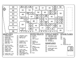 cigarette lighter fuse and wiring diagram 2005 buick lesabre attached image