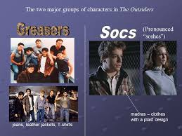 10 the two major groups of characters
