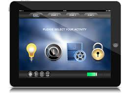 iphone controlled lighting. ipad home automation lighting control iphone controlled