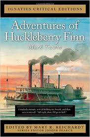 adventures of huckleberry finn the ignatius critical editions  adventures of huckleberry finn the ignatius critical editions mark twain joseph pearce 9781586172961 com books