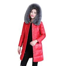 big genuine sheepskin leather suede coat jacket fox fur hoody autumn winter women warm outerwear coats lf4259 3a 6s
