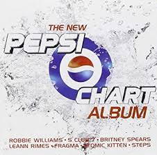 Various Artists New Pepsi Chart Album Amazon Com Music