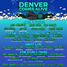 Mission Ballroom Denver Co Seating Chart Denver Comes Alive Mission Ballroom L4lm