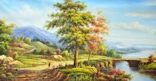 landscape oil paintings 007