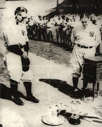Image result for 1939 – Lou Gehrig