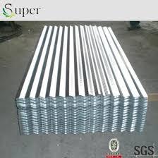 zinc coated galvanised iron sheet corrugated galvanized metal roofing