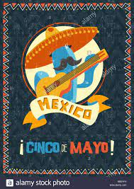 Happy Cinco De Mayo Partei Plakat ...