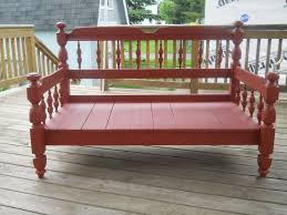 Headboard To Bench Ana White Headboard Benches Diy Projects
