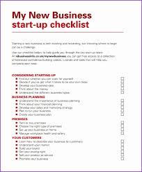 New Business Startup Checklist New Business Setup Checklist Yolarcinetonic Threeroses Us