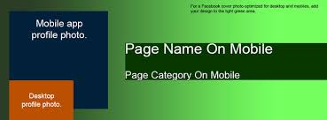 facebook page template 2014. Plain 2014 Facebookcoverphototemplatedesktopandmobv3 With Facebook Page Template 2014