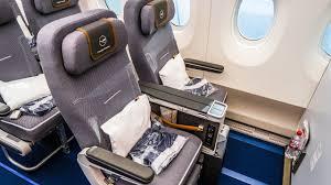 Lufthansa Flight 425 Seating Chart Seat Review Lufthansa Premium Economy Class Aboard The Airbus A350 900xwb