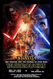 workshops retreats flow davis jedi training and the dharma of star wars