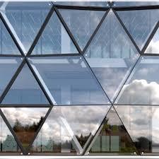Glass facade design office building Rex Building Technology Office Building Façade Homedit Building Technology Office Building Façade 3nta