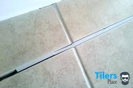how to remove grout from tile a grout line like this is asking to be replaced with the right grout remover remove tile grout haze