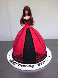 Barbie Cake Main Made Custom Cakes