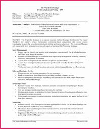 Merchandising Manager Resume Sample Apparel Execution Retail