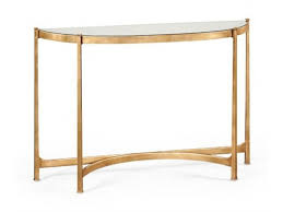 demilune console table for inspiring antique side table design ideas
