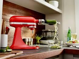 kitchen air mixer  kitchenaidcae artisancae mini stand mixer with spiralizer attachment