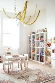 Playroom Office Colorful Creative Design Ideas Storage Playroom