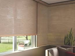 Designer Screen Shades in corner windows, for sale at Richards Window  Fashions in Allentown,