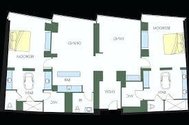 Cosmopolitan 2 Bedroom Suite Interesting Inspiration Design