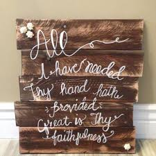 christian wall art pallet items similar to large wood sign rustic great is thy faithfulness scripture on large wooden scripture wall art with 7 christian wall art pallet items similar to large wood sign