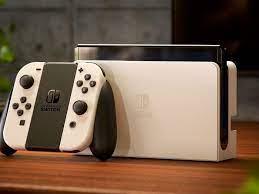 The Nintendo Switch OLED Model isn't 4K ...