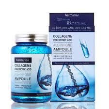Многофункциональная ампульная <b>сыворотка FarmStay</b> Collagen ...